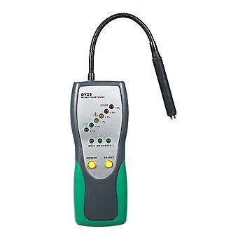 Autojen jarrunesteen testaajan digitaalinen tarkastus erittäin tarkalla anturin led-merkkivalonäytöllä