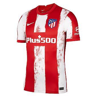 2021-2022 أتلتيكو مدريد قميص المنزل