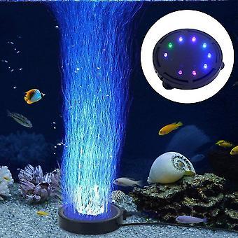 Aquarium Bubble Lamp With Led Air Pump For Turtle Decoration