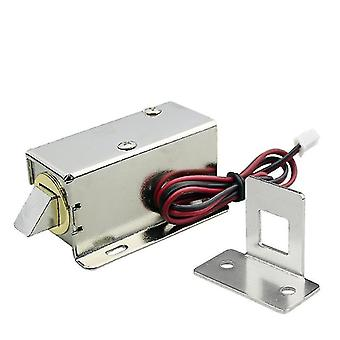 Locks latches small electromagnetic cabinets electronic/ mini electric bolt/ drawer file