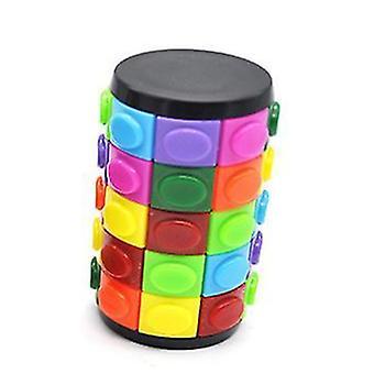 Farve Børns intellektuelle Creative Magic Tower Cube legetøj (M)