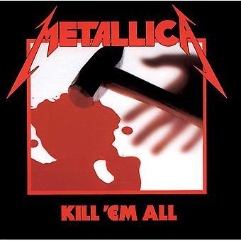 Metallica - Kill 'Em All Vinyl