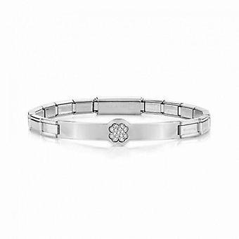 Nomination braccialetto Italia quadrifoglio 021133_006