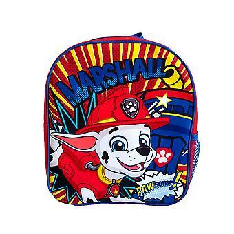 Paw Patrol Childrens /Kids Marshall Pawsome Backpack