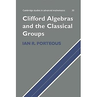 Clifford Algebras and the Classical Groups (Cambridge Studies in Advanced Mathematics)