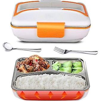 Electric Lunch Box 12v Car Use Heating Electric Lunch Box Multifunctional Food Warmer