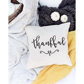 Pillowcases shams thankful pillow cover sm148800