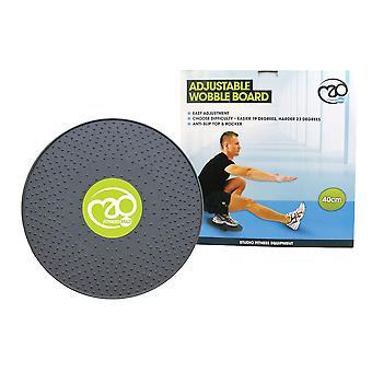 Fitness Mad Coren vakaustasapaino & voimanparannusharjoitus Wobble Board