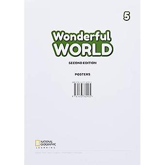 Wonderful World 5: Posters