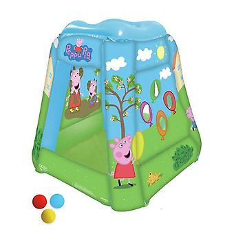Peppa Pig gonflabile Ball Pit cu 20 bile