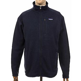 Patagonia Better Sweater Fleece Jacket - New Navy