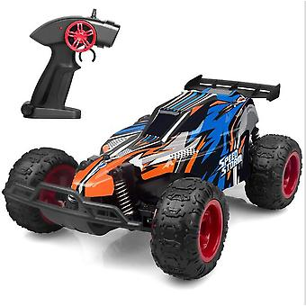 Enoze-9600 1:22 Remote Control Car, 2.4 Ghz High Speed Racing Car With 4 Batteries
