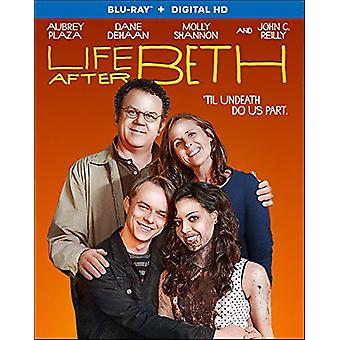 Life After Beth [BLU-RAY] USA import