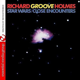 Richard Holmes Groove - Star Wars/Begegnungen [CD] USA import