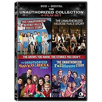 Nicht autorisierte 4er-Pack [DVD] USA import