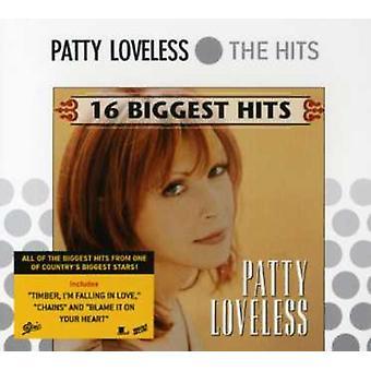 愛情がないパティー - 16 の最大のヒット曲 [CD] USA 輸入