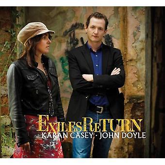 Karan Casey & John Doyle - importação EUA exilados retorno [CD]