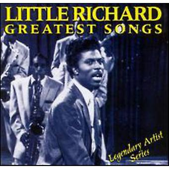 Little Richard - Greatest Songs [CD] USA import
