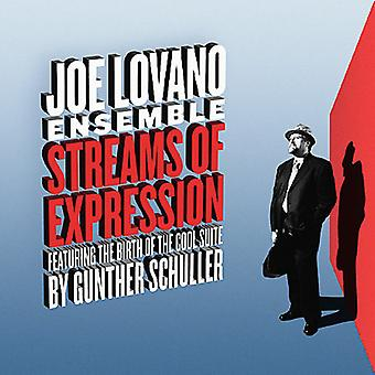 Joe Lovano - importation USA ruisseaux d'Expression [CD]