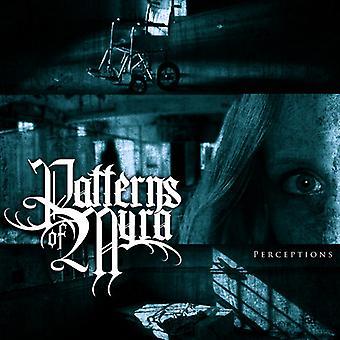 Patterns of Myra - Perceptions [CD] USA import
