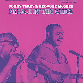 Terry/McGhee - Preachin' the Blues [CD] USA import