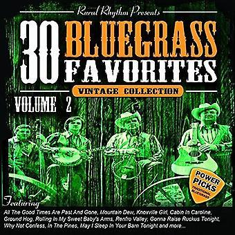 30 Bluegrass Favorites, Volume 2 - Power - 30 Bluegrass Favorites Volume 2-Power [CD] USA import