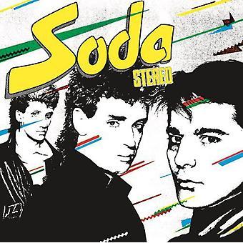 Soda Stereo - Soda Stereo [Vinyl] USA importieren