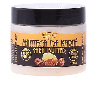 Arganour manteca de karité cara, cuerpo y cabello 150 Ml Unisex