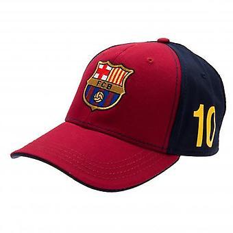 Barcelona Cap Messi