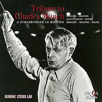 Charles Munch - Tribute to Charles Munch [CD] USA import