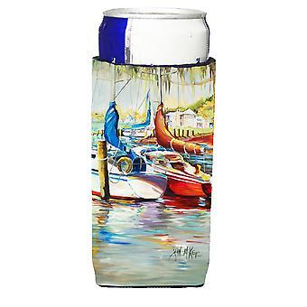 ECOR Rouge velero Ultra bebidas aisladores para latas de slim