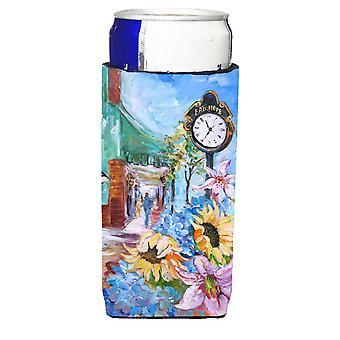 Fairhope reloj Ultra bebidas aisladores para latas de slim