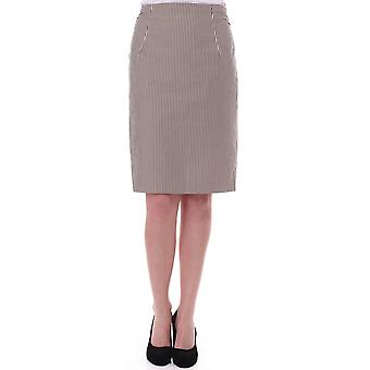 Paul Smith Vintage Womens Pinstripe Skirt Pdm117apm128a Paul Smith
