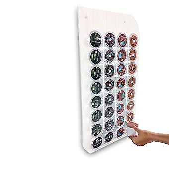 OnDisplay Wall Mounted Acrylic Keurig® K-Cup Coffee Pod Holder