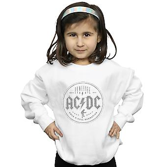 AC/DC Girls Rock N Roll Damnation Black Sweatshirt