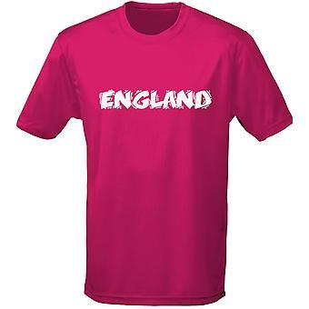 England Funky Kids Unisex T-Shirt 8 Colours (XS-XL) by swagwear