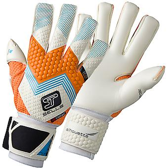 SELLS SILHOUETTE AQUA CAMPIONE JUNIOR Goalkeeper Gloves