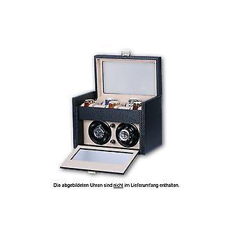Portax Watchwinder Phoenix 2 + 10 watches carbon 1002803001