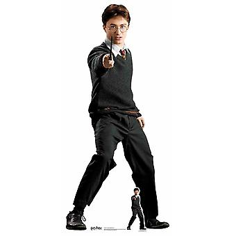 Harry Potter Hogwarts School Uniform Lifesize Cardboard Cutout / Standee