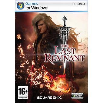 The Last Remnant (PC DVD) - Nouveau