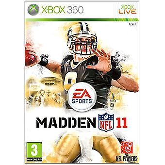 Madden NFL 11 (Xbox 360) - New