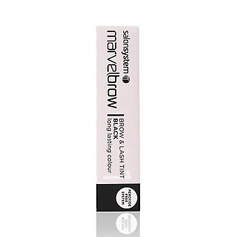 Salon System Marvelbrow Lash Tint - Dark Black