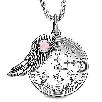 Archange Uriel Sigil magique aile amulette
