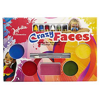 Jeu de maquillage de Crazy faces