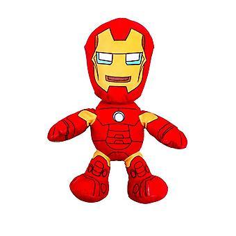 Iron Man mäkké plyšové 25 cm
