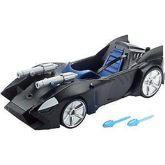 DC Comics Justice League Twin Blast Batmobile