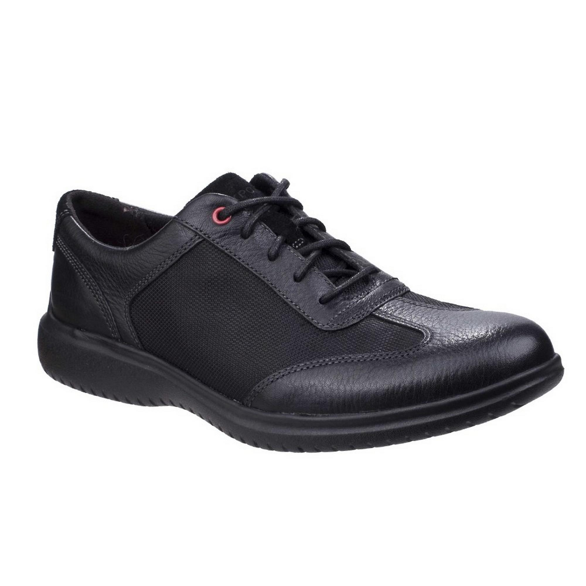 Rockport Mens DresSports II Fast Lace Up Leather Shoes