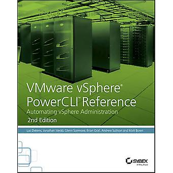VMware vSphere PowerCLI Reference - Automating vSphere Administration
