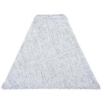Clayre & EEF 6LAK0375 lamp schaduw stof grijs ca. 30 x 30 x 22 cm