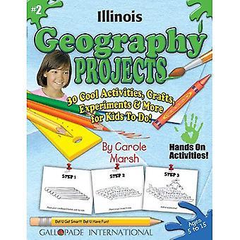 Illinois géographie projets - 30 activités Cool, artisanat, expériences & plus pour